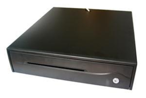 Pokladní zásuvka POS-420 24V, RJ12 černá